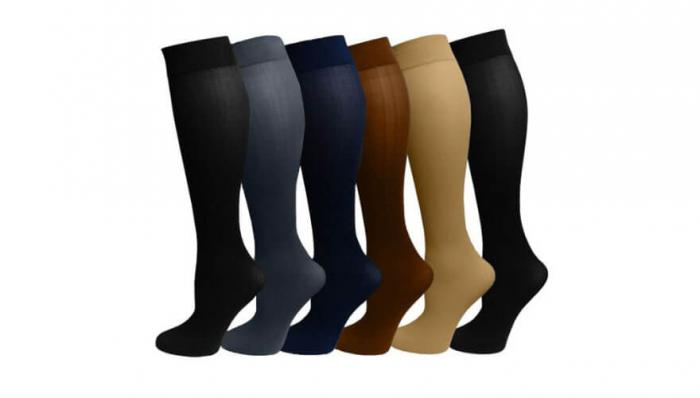 Top 10 Best Compression Stockings for Nurses