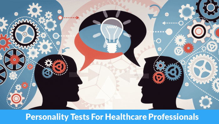 Personality Tests For Healthcare Professionals