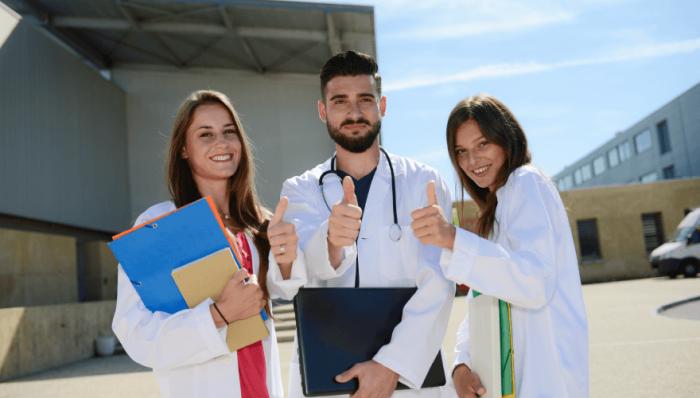 Top 10 Medical School Rankings