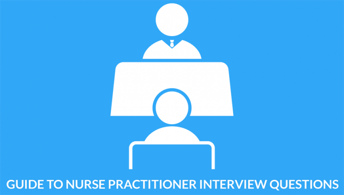 Guide To Nurse Practitioner Interview Questions