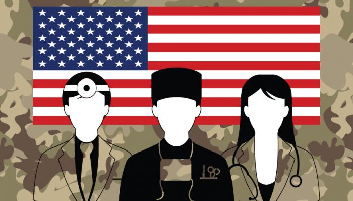 The Best Healthcare Jobs for Veterans