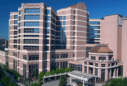 University of Texas MD Anderson Cancer Center - Top 100 Best Hospitals To Work For - HospitalCareers