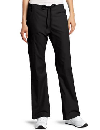 Dickies Women's Back Elastic Cargo Pant - 25 Cheap Scrub Sets for Medical Professionals