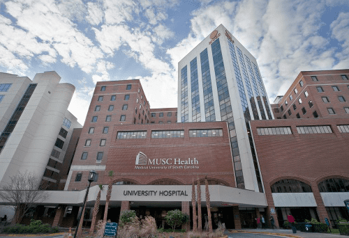 MUSC Health-University Medical Center - Top 100 Best Hospitals To Work For - HospitalCareers