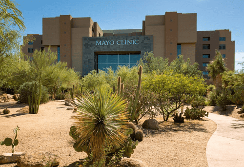 Mayo Clinic-Phoenix - Top 100 Best Hospitals To Work For - HospitalCareers