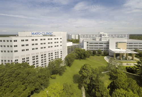 Mayo Clinic - Jacksonville - Top 100 Best Hospitals To Work For - HospitalCareers