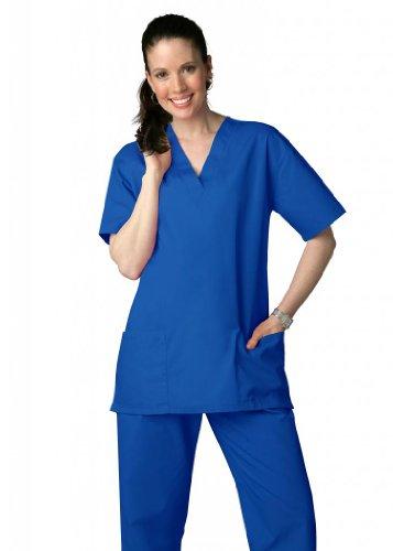 Adar Unisex Scrub Set - 25 Cheap Scrub Sets for Medical Professionals