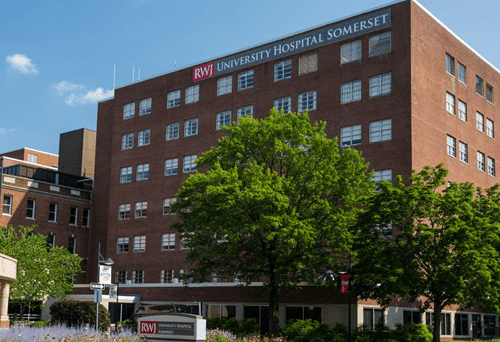Robert Wood Johnson University Hospital Somerset - Top 100 Best Hospitals To Work For - HospitalCareers