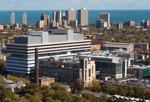 University of Chicago Medical Center - Top 100 Best Hospitals To Work For - HospitalCareers