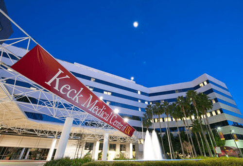 Keck Hospital of USC - Top 100 Best Hospitals To Work For - HospitalCareers