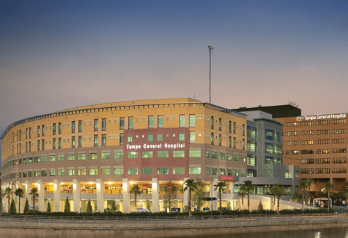 Tampa General Hospital - Top 100 Best Hospitals To Work For - HospitalCareers