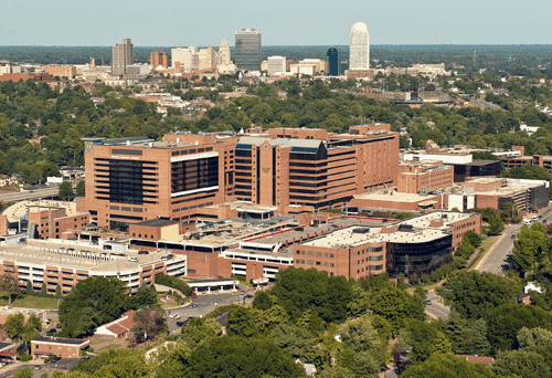 Wake Forest Baptist Medical Center - Top 100 Best Hospitals To Work For - HospitalCareers