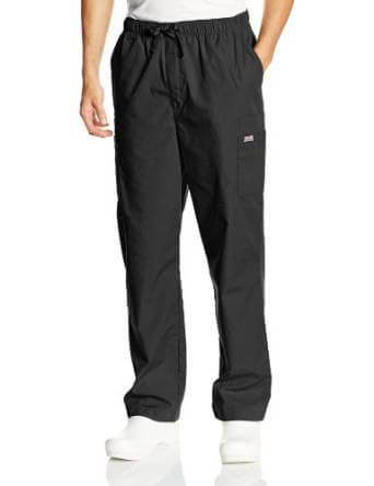 Cherokee Workwear Men's Cargo Pants - 25 Cheap Scrub Sets for Medical Professionals