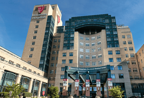 University Hospitals Cleveland Medical Center - Top 100 Best Hospitals To Work For - HospitalCareers