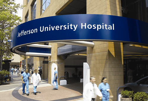Thomas Jefferson University Hospitals - Top 100 Best Hospitals To Work For - HospitalCareers