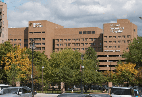 DMC Harper University Hospital - Top 100 Best Hospitals To Work For - HospitalCareers