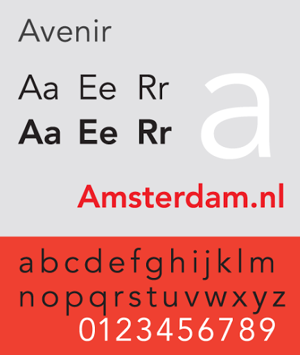 Avenir - The Best & Worst Fonts for Your Resume