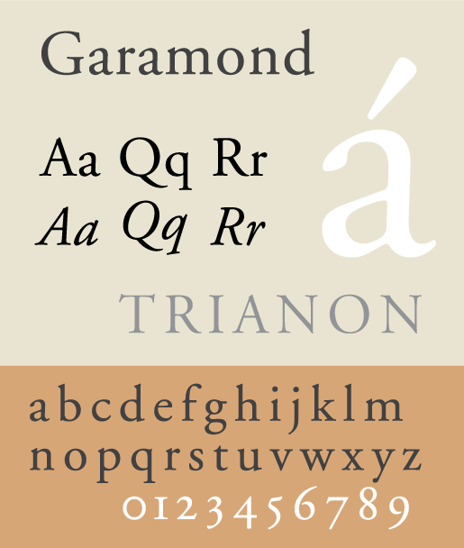 Garamond - The Best & Worst Fonts for Your Resume