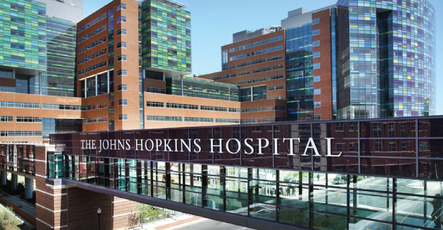 Johns Hopkins Hospital - Top 5 Hospitals for Diabetes & Endocrinology