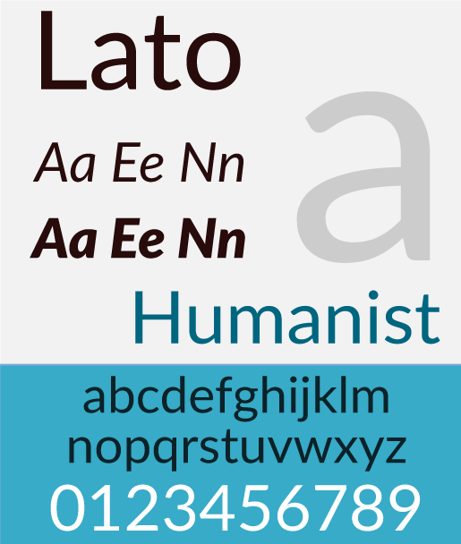 Lato - The Best & Worst Fonts for Your Resume