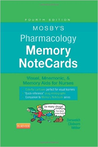 Mosby's Pharmacology - Best NCLEX-RN Review Books