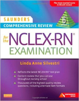 Saunders Comprehensive - Best NCLEX-RN Review Books