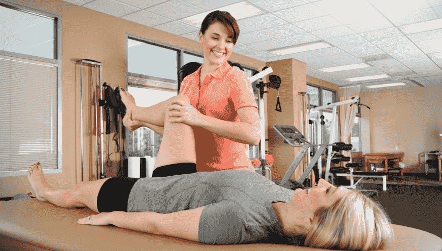 Physical Therapist Aide - Entry Level Medical Jobs That Don't Require A Degree