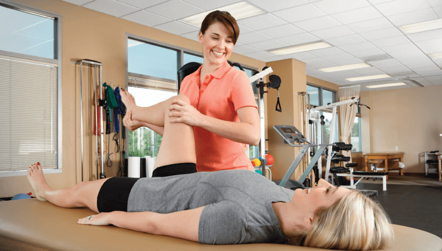 physical therapist - 8 Sports Medicine Jobs That Will Keep Your Future in Shape