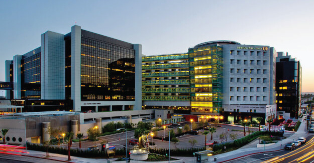 Cedars Sinai Medical Center - Best Hospitals to Work for in 2017