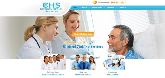 Century Health Services - Best Travel Nursing Companies