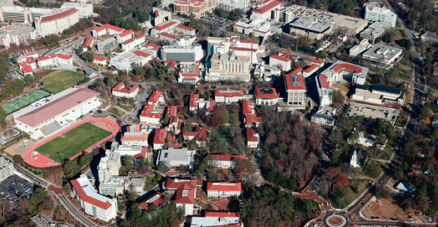 Emory University - Best Master of Science in Nursing (MSN) Programs in 2019