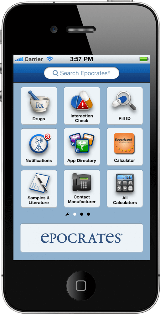 Epocrates - Best Medical Apps