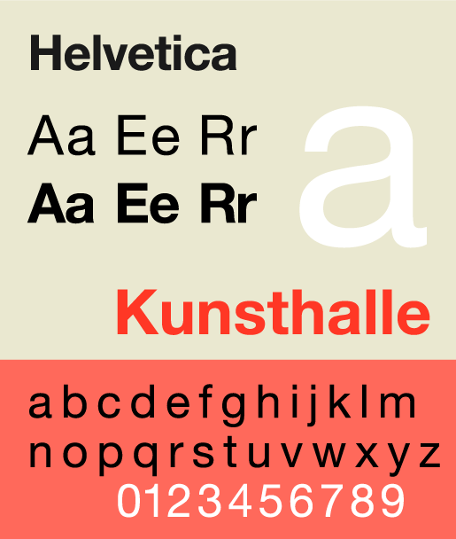 Helvetica - The Best & Worst Fonts for Your Resume