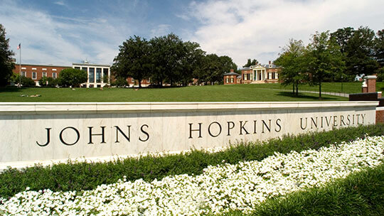 Johns Hopkins Hospital - Best Master of Science in Nursing (MSN) Programs in 2019