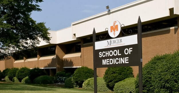 Mercer College of Medicine - Easiest Medical School to Get Into