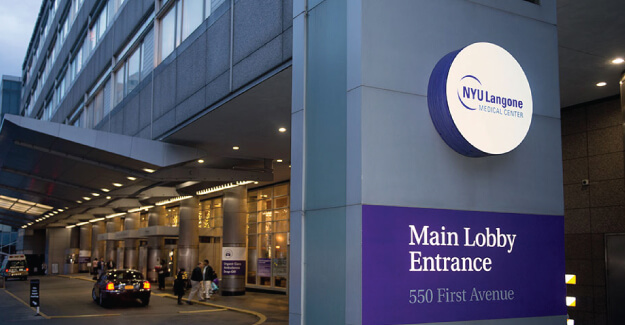 NYU Langone - Best Hospitals to Work for in 2017
