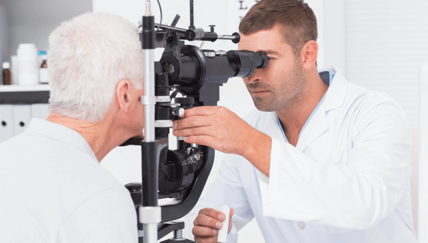 optometrist - best healthcare jobs