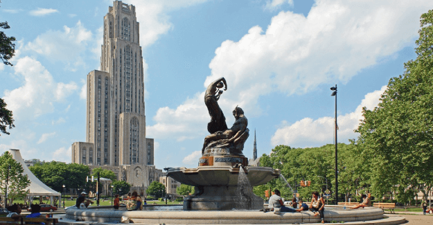 University of Pittsburgh - Best Master of Science in Nursing (MSN) Programs in 2019