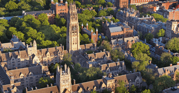 Yale University - Best Master of Science in Nursing (MSN) Programs in 2019